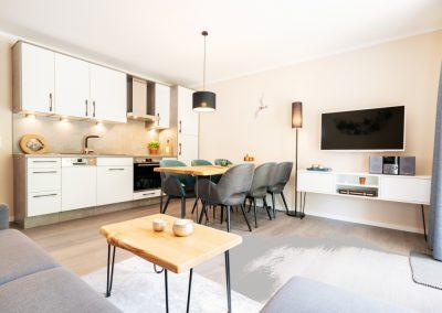 AKZENT Apartmenthotel Binz Ostsee Insel Familienapartment M (1)