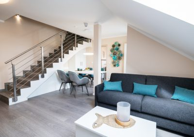 AKZENT Apartmenthotel Binz Ostsee Insel Maisonette M (1)