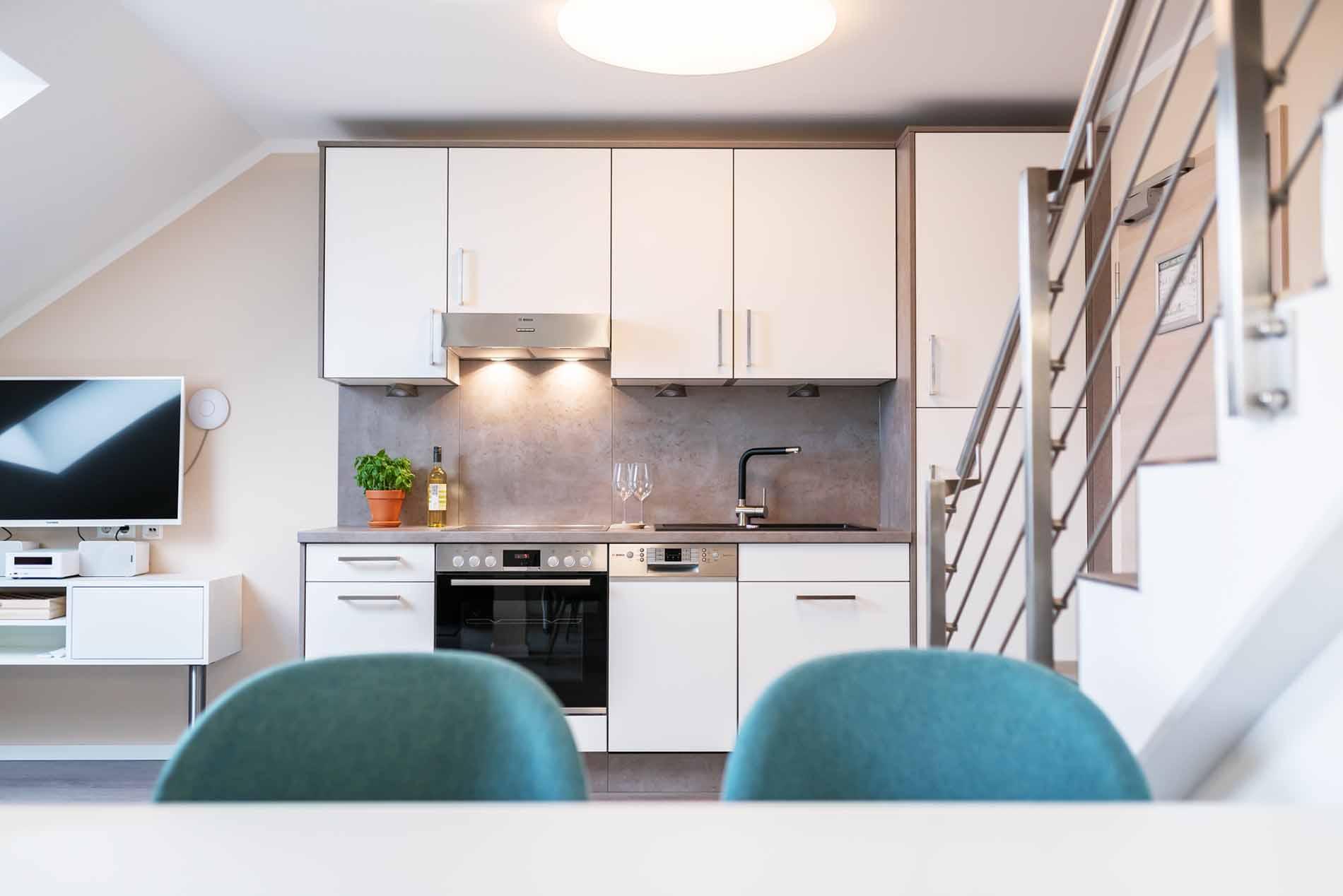 AKZENT Apartmenthotel Binz Ostsee Insel Maisonette M (3)