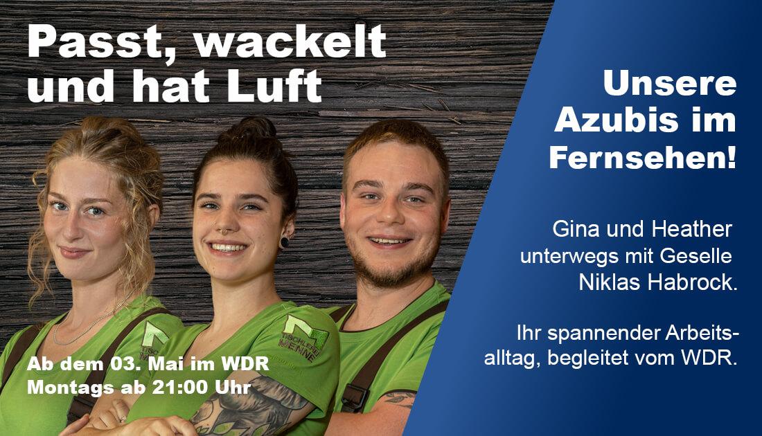 WDR Hinweis